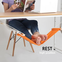 Foot Hammock Relieve Fatigue Footsteps Home Decoration [6284480646]