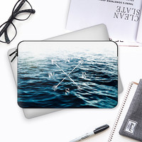 Winds of the Sea Macbook 12 sleeve by Nicklas Gustafsson | Casetify