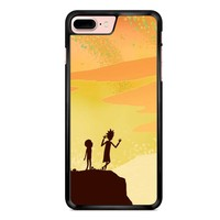 Rick And Morty 2 iPhone 7 Plus Case