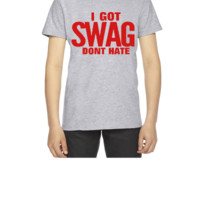 I GOT SWAG DON'T HATE - Youth T-shirt