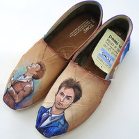 Doctor Who TOMS by TheLibertyLama on Etsy