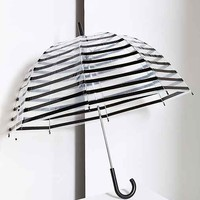 Stripe Bubble Umbrella