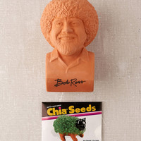 Bob Ross Chia Pet | Urban Outfitters