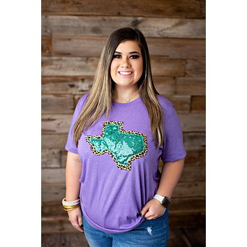Double Stacked State Shirt - 2020