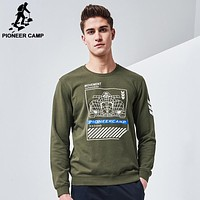 New Spring sweatshirts men clothing fashion male hoodies top quality casual tracksuits for men