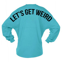 Let's Get Weird Game Day Jersey