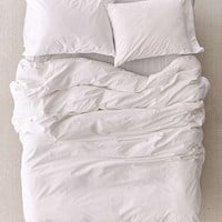 Classic Percale Duvet Cover | Urban Outfitters Canada
