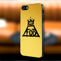 Fall out Boy Gold Texture iPhone case, Fall out Boy Gold Texture Samsung Galaxy s3/s4 case, iPhone 4/4s case, iPhone 5 case