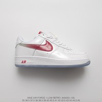 [ Free Shipping ]Nike Air Force 1 Low Retro