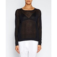 Purcell Sweater - Ink - Shop Womens