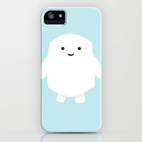Doctor Who Adipose iPhone & iPod Case by Impossible Girl