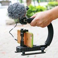 BOYA BY-MM1 Compact On-Camera Video Microphone Youtube Vlogging Recording Mic for iPhone HuaWei Smartphone DJI Osmo Canon DSLR