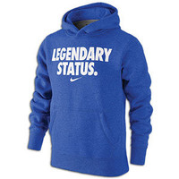 Nike Legendary Status Flc Pullover Hoodie - Boys' Grade School at Champs Sports