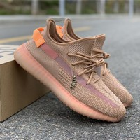 Adidas Yeezy Boost 350 V2 ' Clay ' Running Shoes - Best Online Sale