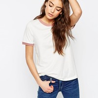 ASOS Tipped T-Shirt