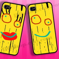 iPhone 5 Case Lady Gentle Plank - iPhone 4 Samsung Galaxy S3