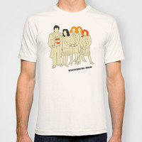 Heathers Movie Poster T-shirt by Jazzberry Blue