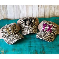 Leopard State Hats
