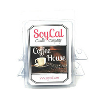 Coffee House - Wax Melts - soy wax candle - soy wax melt - wax melt warmer - organic wax melt - coffee mug