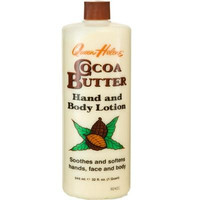 Queen Helene Cocoa Butter Hand-body Lotion (1x32oz )