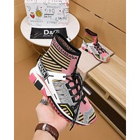 d&g  Women's Men's 2020 New Fashion Casual Shoes Sneaker Sport Running Shoes