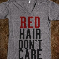 Red Hair Don't Care - Righteous