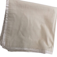 Champagne Color Lurex Dining Linens