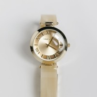 Counting On You Watch In Beige