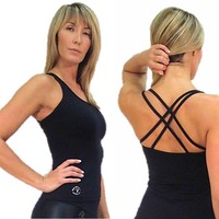 Brazilian Activewear-Sexy Workout Clothes BIA BRAZIL Long Top 551