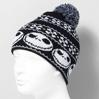 Jack Skellington Nightmare Before Christmas  Beanie  | Claire's