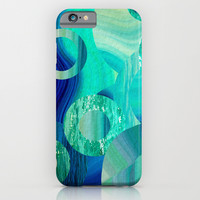 SEA-NCHRONICITY iPhone & iPod Case by Catspaws