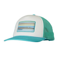 Patagonia Horizon Line-Up Master Chief Hat- White