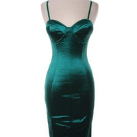 Demi Satin Style Bodycon Dress