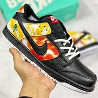 Nike SB Dunk Low Night of Mischief New fashion hook couple shoes-1