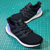 Adidas Ultra Boost Ub 4.0 Iridescent Sport Running Shoes Sale