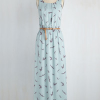I Don't Egret a Thing Dress | Mod Retro Vintage Dresses | ModCloth.com