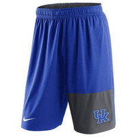 Kentucky Wildcats Nike Dri-Fit Fly Shorts NWT NCAA UK Cats New with Tags 2XL