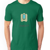 'Bastion - Zwee?' T-Shirt by L00KER