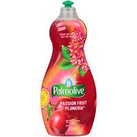 Walmart: Palmolive Passion Fruit & Plumeria Scent Concentrated Liquid Dish Soap, 25 fl oz