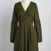 Blithe as We Know It Dress