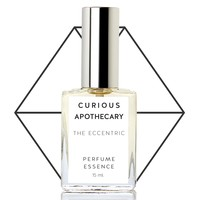 The Eccentric Perfume by Curious Apothecary. Sophisticated Gourmand Vanilla perfume
