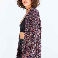 Ecote Neon Lights Cardigan - Urban Outfitters