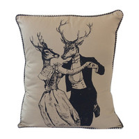 Hold Me Deer Pillow