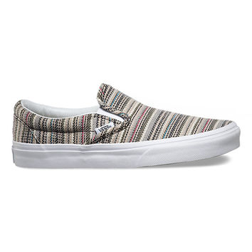 Textile Stripes Slip-On | Shop at Vans