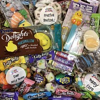 Easter Candy Gift Box