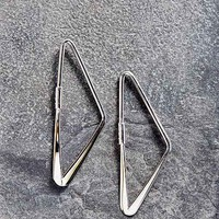 Adina Reyter Small Right Angle Hoop Earring-