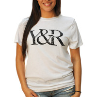 Young And Reckless Women's Super Core Logo Bandamn It BF Graphic T-Shirt