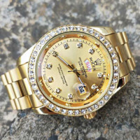 Rolex sells gold business sports watches for men and women