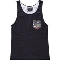 BILLABONG Garage Collection Scandal Mens Tank