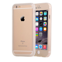 i6 6S Swimming Diving Waterproof Case For Apple iphone 6 6s 6 6s plus Transparent Crystal Clear Cellphone TPU cover for i6s plus
